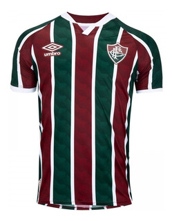 Nova Camisa Fluminense Umbro 2020 Tricolor Oficial