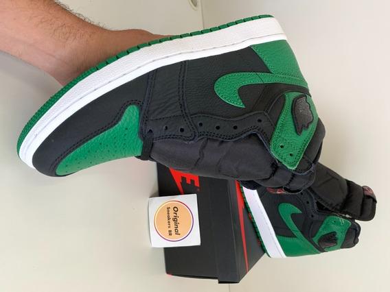 Tenis Nike Jordan 1 Green