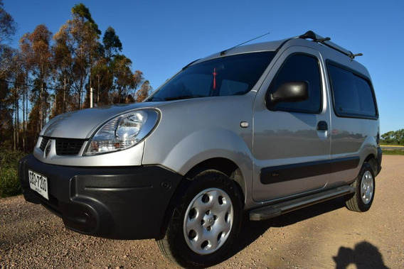 Renault Kangoo 1.5 Furgon Ph3 Confort 5as Lc 2014