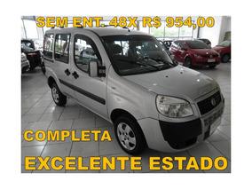 Fiat Doblo 1.4 Attractive Flex * 2012 * Sem Ent. 48x R$ 954