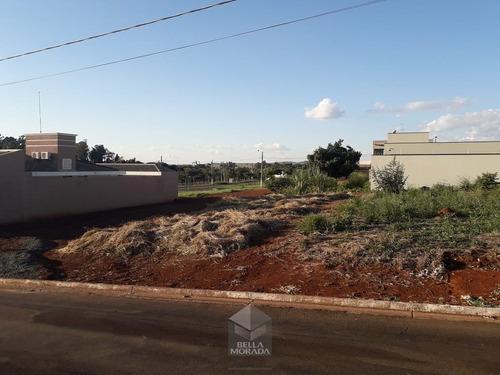 Terreno À Venda Com 270 M² Em Cordeirópolis, Sp - Te-178-1