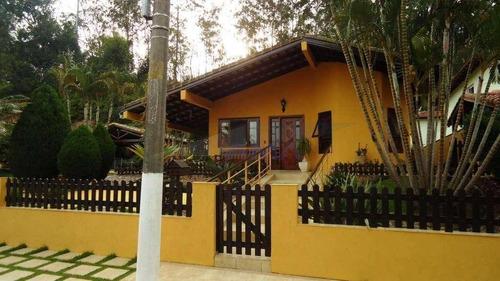 Casa Com 2 Dormitórios À Venda, 600 M² Por R$ 1.380.000,00 - Nova Higienópolis - Jandira/sp - Ca1884