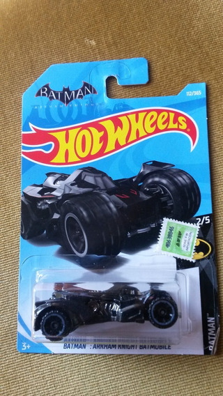 Hot Wheels 2018 #112 Batman: Arkham Knight Batmobile