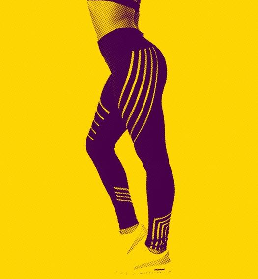 Calzas Estilo Colombianas De Mujer