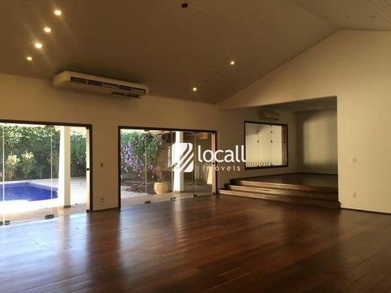 Casa Comercial Com 7 Dormitórios Para Alugar, 900 M² Por R$ 15.000/mês - Nova Redentora - São José Do Rio Preto/sp - Ca1939