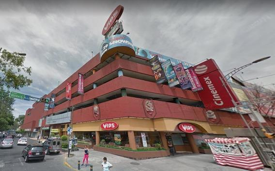 Local Comercial En Plaza Cuauhtemoc Roma Norte 5245