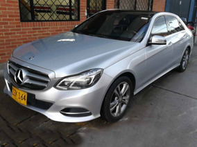 Mercedes Benz E 250 - 2014 Blindado