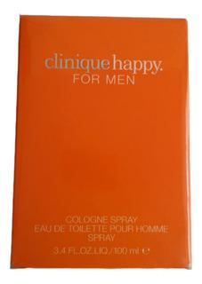 Perfume Clinique Happy H Edt 100ml Original