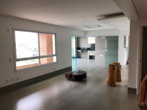 Imagem 1 de 24 de Apartamento Com 3 Dormitórios À Venda, 177 M² Por R$ 2.200.000 - Cidade Mãe Do Céu - São Paulo/sp - Ap2551