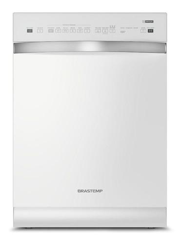 Lava-louças Brastemp BLF14 de 14 talheres branca 220V