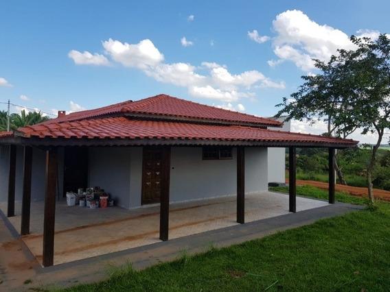 Chácara Com Casa Em Artur Nogueira Aceita Permuta - 927
