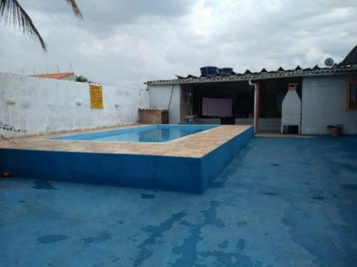Casa Lado Praia Com Piscina E 3 Quartos - Itanhaém 2703  npc