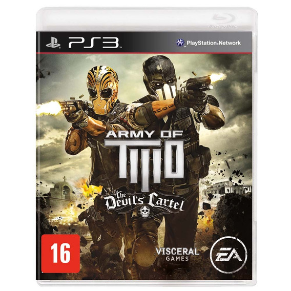 Army Of Two - Devil´s Cartel - Ps3