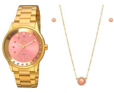 Relógio Allora Feminino Al2036fic/k4t