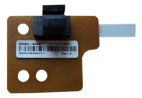 Imagem 1 de 3 de Sensor Disco Encoder Original Hp C4480 Q8383-60007