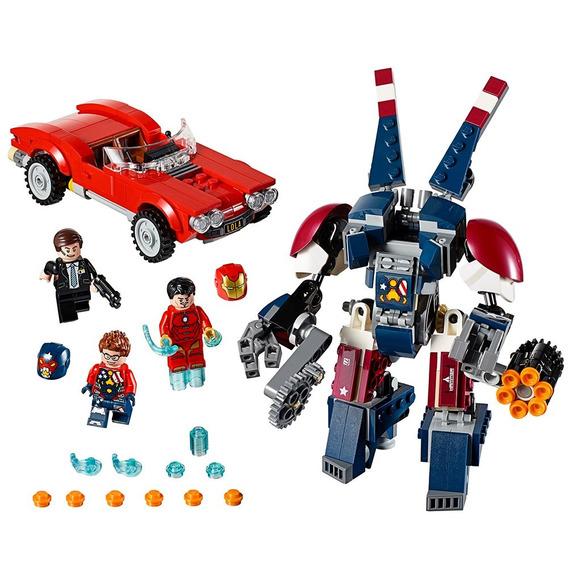 Juguete P/construir Lego Marvel Super Heroes Iron Man 76077