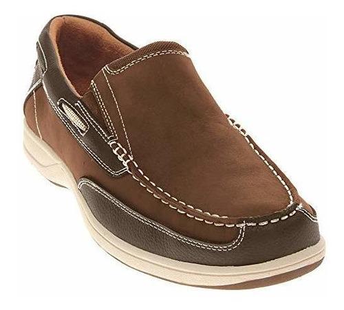 Zapatos Nauticos Sin Cordones Lakeside Florsheim Para Hombr