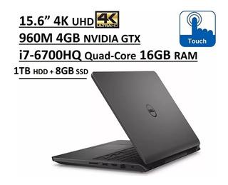 Notebook Dell Inspiron I7 16gb Ram Gtx 960 + Kit Gamer