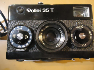 Camara De Fotos Rollei 35 T (n1)