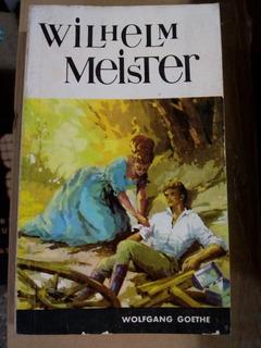 Wilhelm Meister - Goethe - Sopena 1967