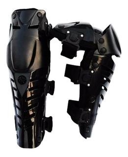 Rodilleras Articuladas Raptor Protección Motociclismo Moto