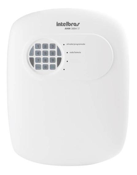 Central Alarme Intelbras Anm 3004 St 4 Zonas Discadora Full