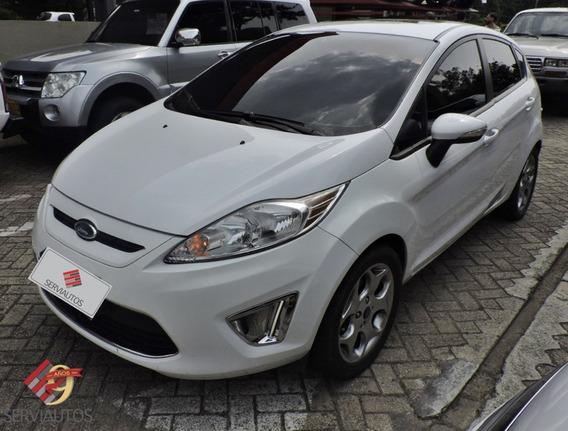 Ford Fiesta Se Mt 1.6 2012 Kkk564