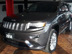 Jeep Grand Cherokee 2014 Summit, Motor 5.7lts, 4x4