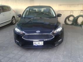 Ford Focus Aut Hb Se Luxury Piel Qcos Año 2016
