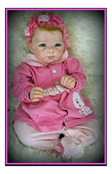 Bebê Mariana , Com Corpo Inteiro Vinil