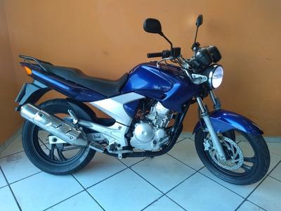 Yamaha Fazer 250 2008 Azul