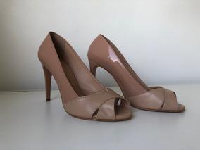 a8ae92b838 Sapato Daifiti Peep Toe Feminino - Sapatos no Mercado Livre Brasil