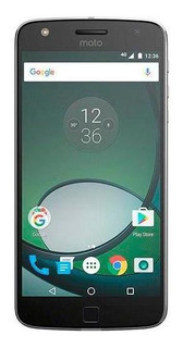 Motorola Moto Z Play Preto Usado Bom C/ Nf