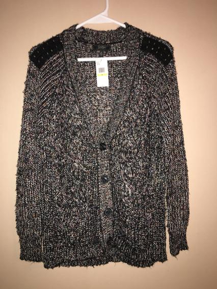 Sweater Tipo Cardigan Jessica Simpson Talla M Envío Gratis