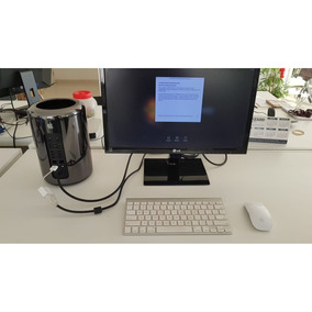 Mac Pro 2013 Intel Xeon E5 6-core 3.5ghz - 64gb Ram - Ssd 25
