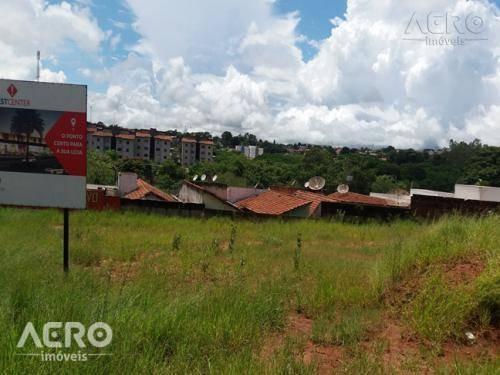 Terreno Residencial À Venda, Jardim Carvalho, Bauru - Te0376. - Te0376