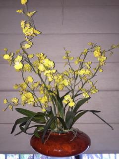 Arreglos De Orquideas Artificiales Hogar Muebles Y Jardín