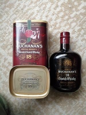 Whisky Buchanans 750 Ml. Reserva Especial