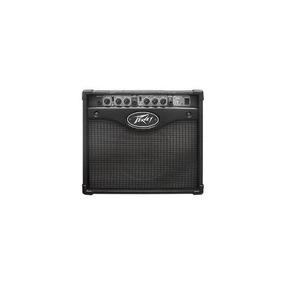 Amplificador De Guitarra Peavey 15 Wmrs Rage 158