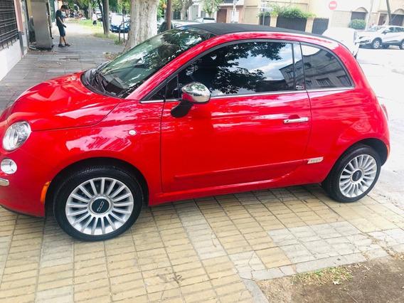 Fiat 500 1.4 Lounge 105cv Serie4 2017