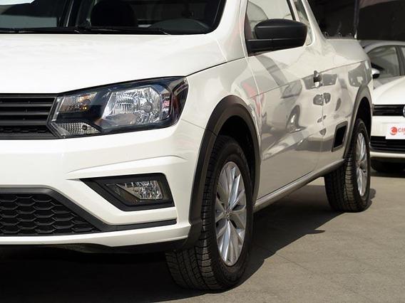 Volkswagen Saveiro Cab Ext 1.6 Mt 2017