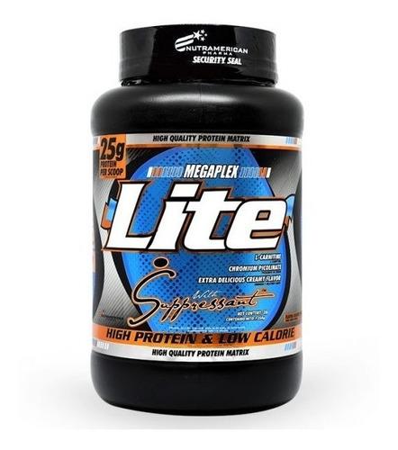 Proteina Megaplex Lite 3 Libras 3 Lb Upn