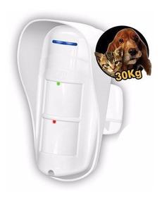Sensor Infra Vermelho Pet Duplo Jfl Dse-830 Com Fio Original