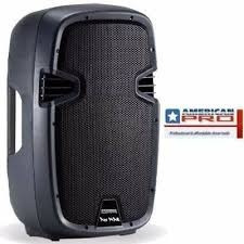 Bafle Inyectado Bam150 American Pro 450w Rms Oferton!!!!!