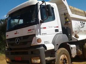 Mercedes 4144 K 6x4 Ano 2012/2012 Caçamba Rossetti