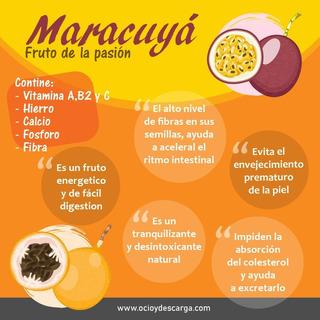 Pulpa De Fruta De Maracuyá X 500 Gramos, Con Semilla