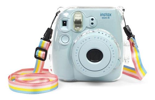 Imagen 1 de 6 de Newee - Cámaras Para Fujifilm Instax Mini8/9, Transparente