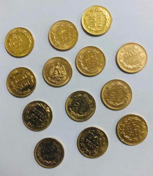 Arras Para Bodas De Oro Puro Gold Coins 1945