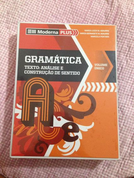 Gramática - Volume Único, Moderna Plus