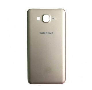 Tampa Traseira Samsung Galaxy J7 Neo Tv J701 Smj701 Dourada